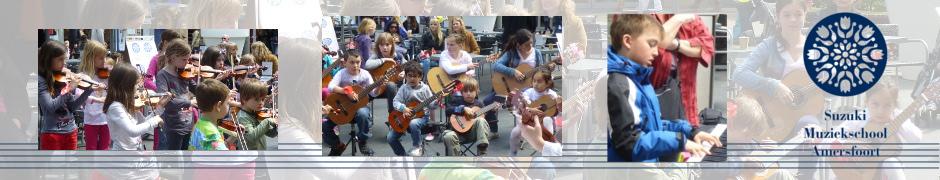Suzuki Muziekschool Amersfoort